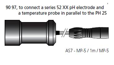 AS7 - MP-5 cable for PH25