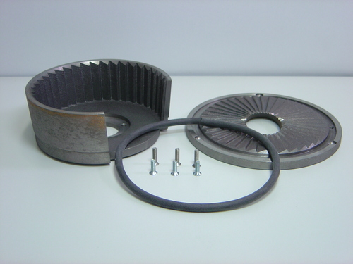 Grinding assembly made from  cast iron for SK100 comfort