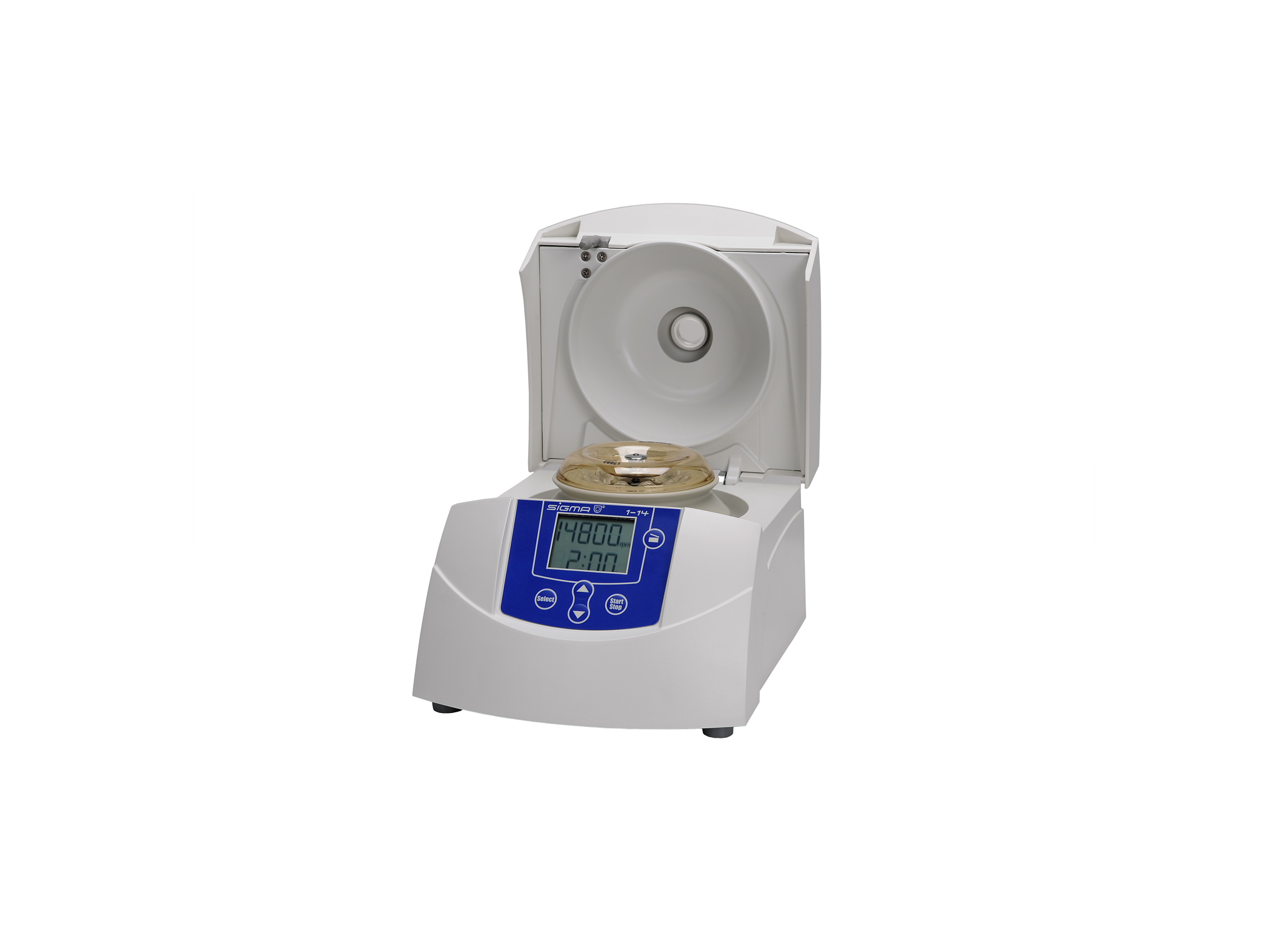 Microcentrifuge 1-14, laboratory table top, 220-240V 50/60Hz