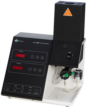 FLAME PHOTOMETER M420 2-CHANNEL INDUSTRIAL
