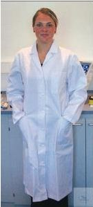 Laboratory coat for ladies size 40