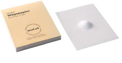 Weighing Paper 100x133 250 sheets