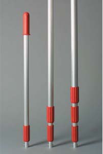 Telescopic rod 1,74 - 6,00 m