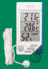 Thermo-hygrometer for range -50...70/0,1°C
